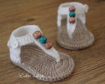 Escarpines Tarjeta Ptiokxzu Y Sandalias 00 Crochet Bebe Ccaja Desde100 rdeCWxBo