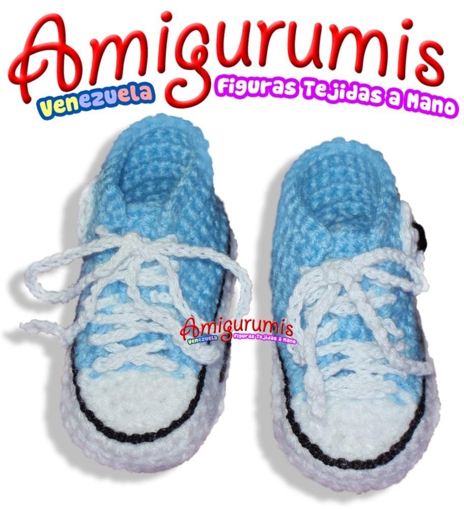 665ea16a7 escarpines zapatos converse niña niño bebe tejido crochet. Cargando zoom.