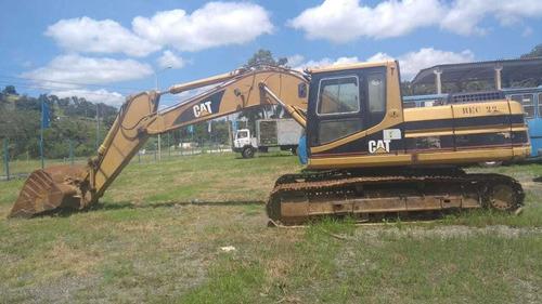 escavadeira caterpillar 320 bl 2000