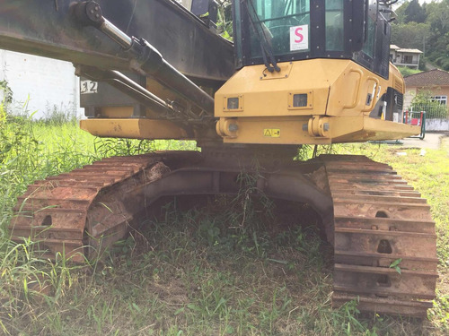escavadeira caterpillar 320d fm ano 2014