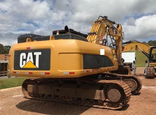 escavadeira caterpillar 336dl ano: 2012
