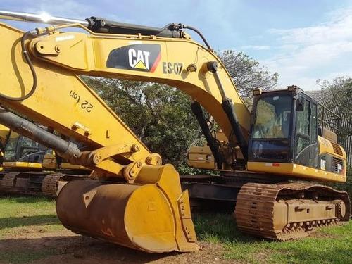 escavadeira caterpillar 336dl me ano: 2010
