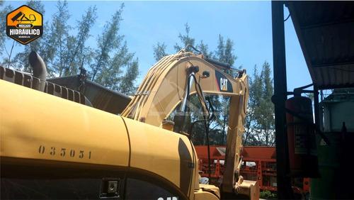 escavadeira hidráulica - cat 320d / 2001