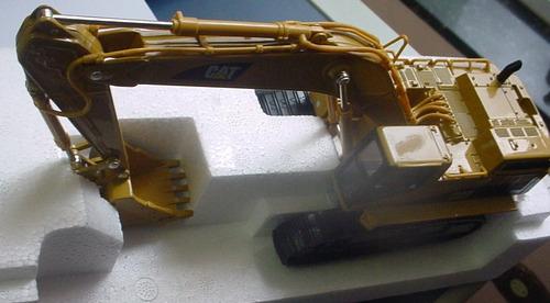 escavadeira hidraulica cat 365 b l série2,1:50, mini norscot