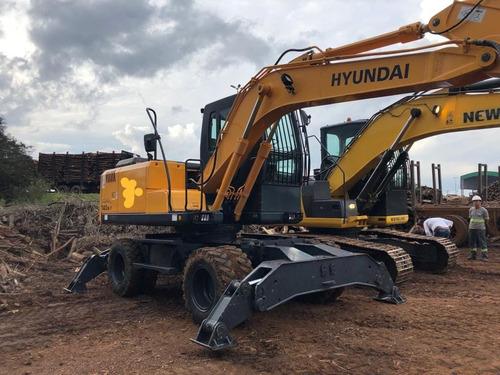 escavadeira hidráulica hyundai 140 h 7