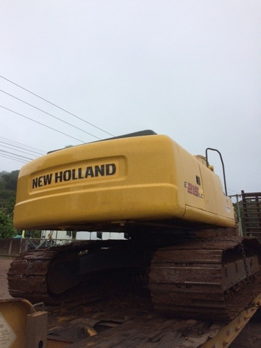 escavadeira hidraulica  new holland e 215 ano 2007