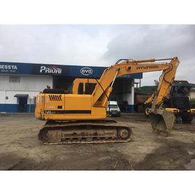 Escavadeira Hyundai 140 C7 Repasse No Estado