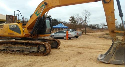 escavadeira jcb js200 2012