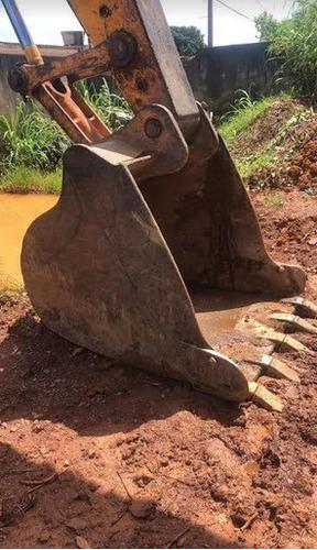 escavadeira komatsu pc200 2013