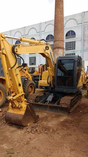 escavadeira liugong 908 2013