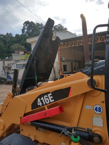 escavadeira maquina retro