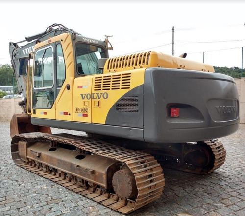 escavadeira volvo ec210b lc heavy duty