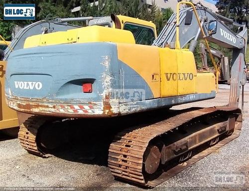 escavadeira volvo ec210blc ref.176404