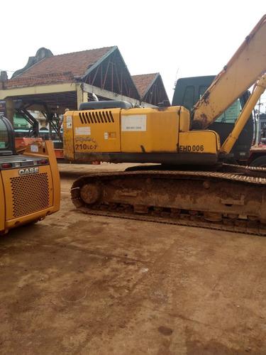 escavadeiras hyndai 210 lc 7 2011