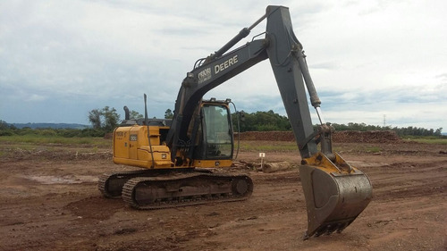 escavadeiras john deere 130g 2014 oferta especial r$218.000