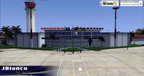 escenario aeropuerto intl. la chinita para fsx