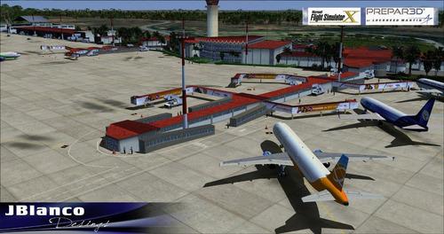 escenario aeropuerto intl. la chinita para fsx p3d