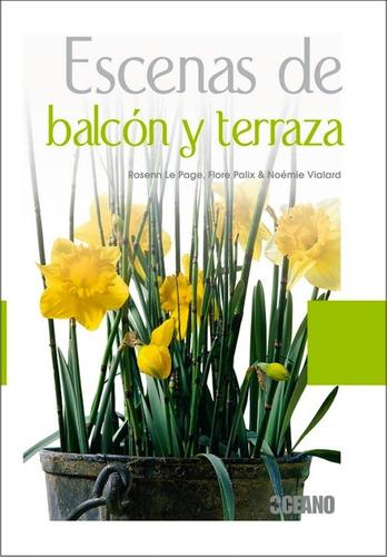 escenas de balcón y terraza - rosenn le page
