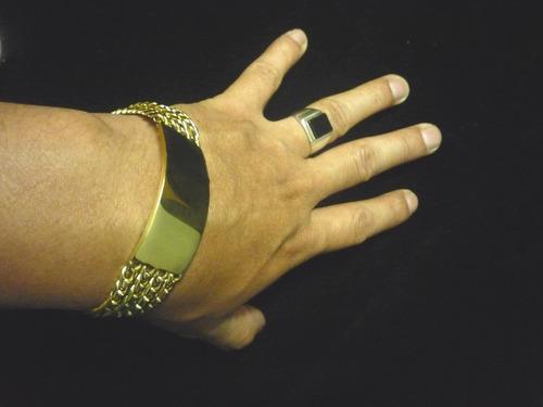 Esclava De Oro Amarillo De 18k U S 6 000 00 En Mercado Libre