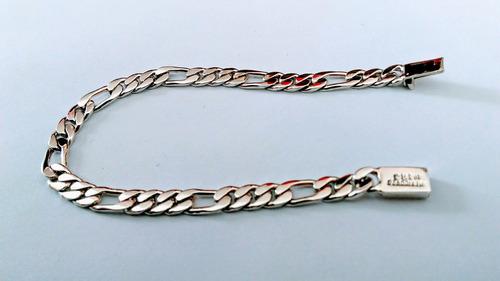 esclava de plata  22 cms tipo cartier 18.6 gramos