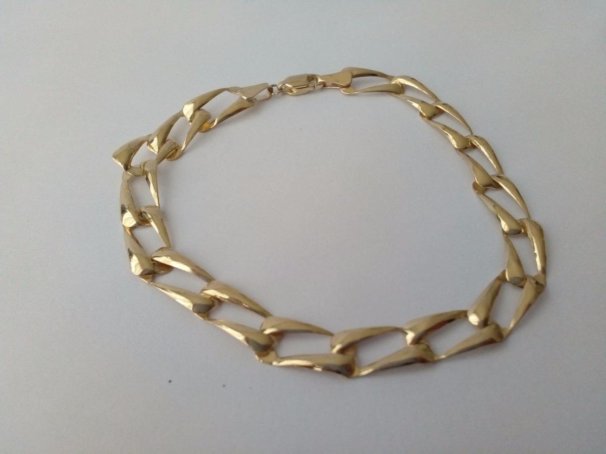 lindo baratas disfruta el precio más bajo 100% originales Esclava Eslabón Oro 10k