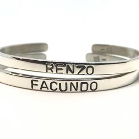 ecc0f046c721 Joyas Pulseras Esclavas De Plata Para Hombre - Joyas y Relojes en Mercado  Libre Argentina