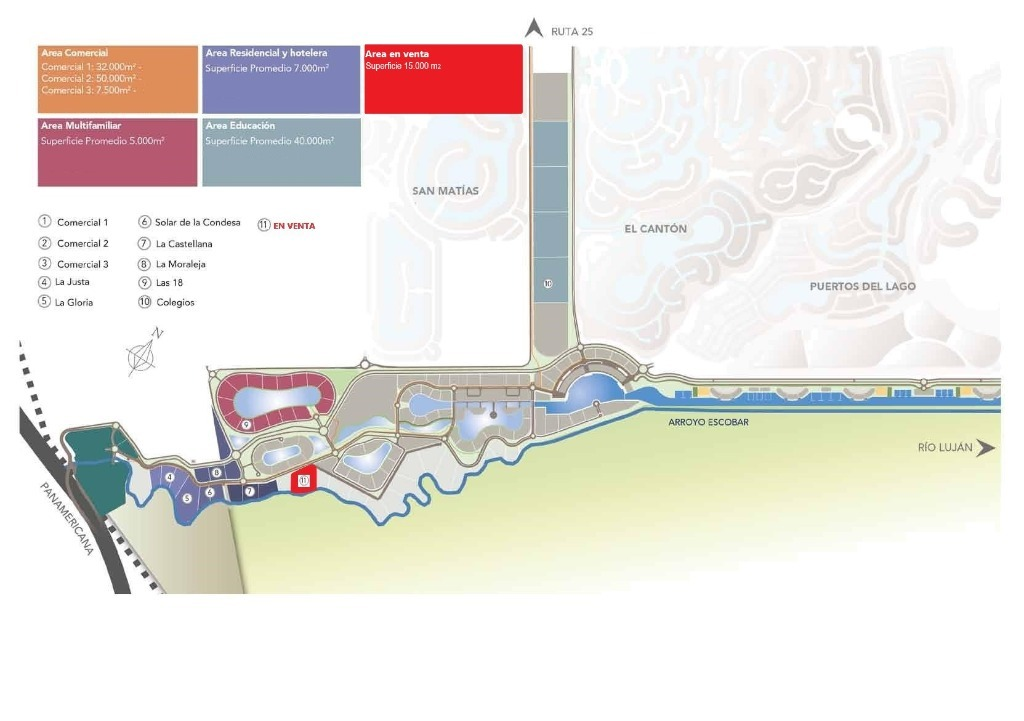 escobar 300 - ingeniero maschwitz - terrenos/fracciones/loteos fracciones urbanas - venta