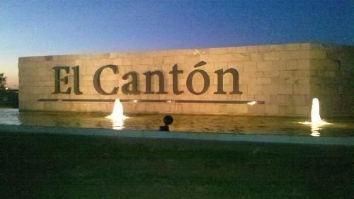 escobar barrio cerrado el canton golf terreno nº393 en venta