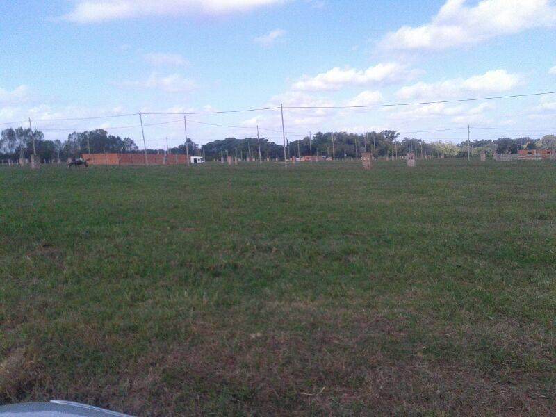 escobar terrenos financiados. 198 cuotas en pesos
