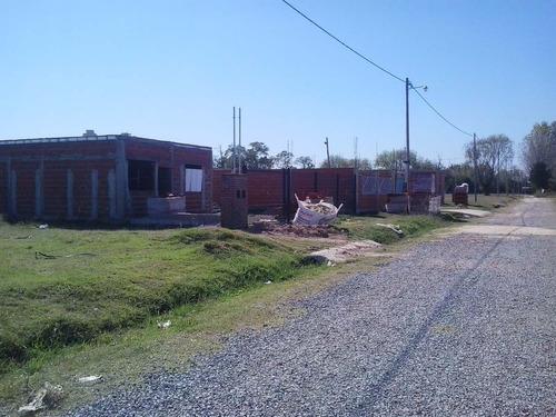 escobar venta terrenos. financiado en 120 cuotas en pesos