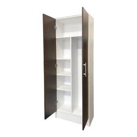 Escobero Despensero 2 Puertas Organizador 60x30x180 Envíos @