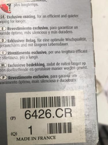 escobilla limpia luneta (trasera) citroen c3