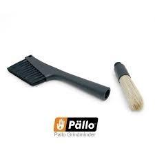 escobilla pincel para limpieza de molino y filtro café pallo