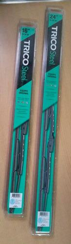 escobillas limpia parabrisas chevrolet captiva 08-11 (2416)