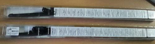 escobillas limpia parabrisas trico flex peugeot 407 (2828)