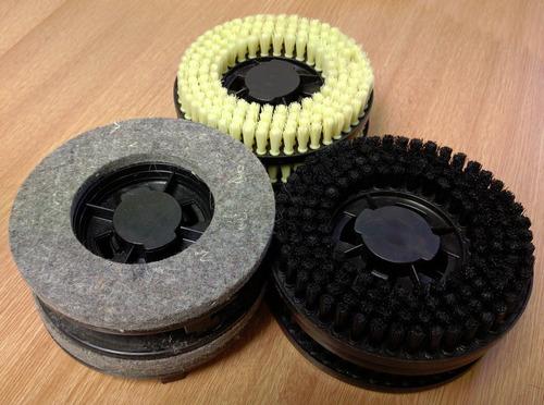 escobillas para lustradoras/ electrolux, thomas, karcher, ++