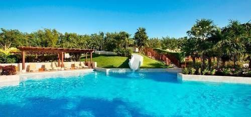 escoge lo mejor: casa en el residencial más lujoso de playa del carmen