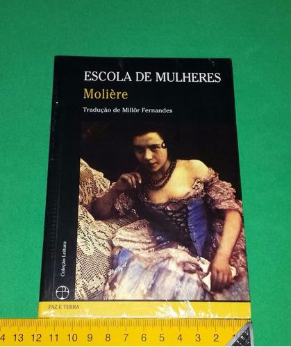 escola de mulheres - moliere - livro novo clássico