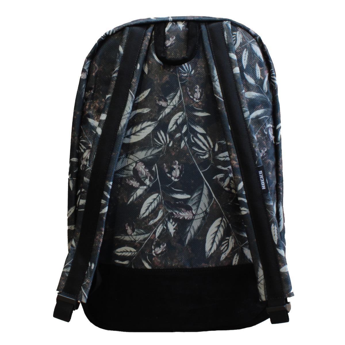 7abf16f0b Carregando zoom... mochila masculina feminina escolar hocks skate calouro  bag