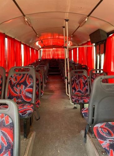 escolar mercedes benz 1315, metalpar 44 asientos