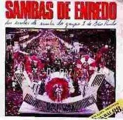 escolas de samba grupo 1 sao paulo 1988