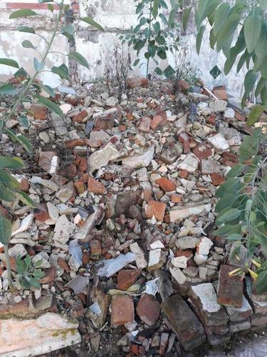 escombros limpios ideal para contrapiso o relleno