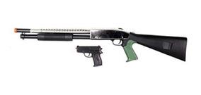 P618 Airsoft Escopeta Ukarms Pistola P799amp; vb76Yfgy
