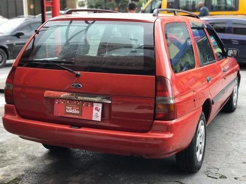 escort 1.8 sw glx 16v gasolina 4p manual