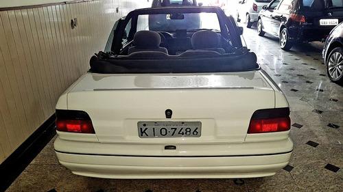 escort 2.0 i xr3 conversível 8v 1993