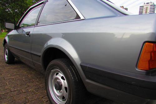 escort l 1985 78.000 km raro estado lacrado original - leia!