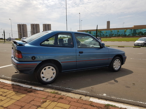 escort xr3 - 2.0i - 1994 - azul dallas - gti / gsi / xr3
