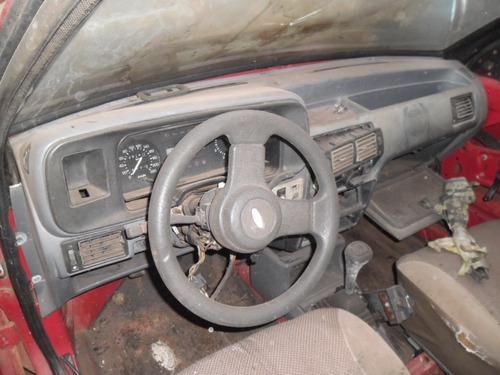 escort xr3 conversivel 1985 cht -em peças e partes acabament