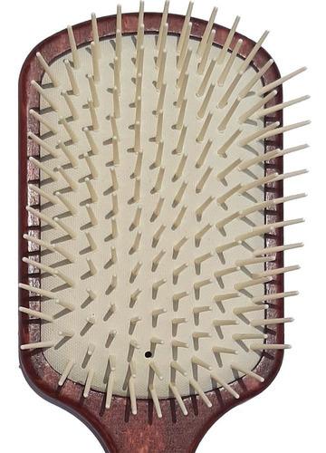 escova cabelo italiana profissional raquete 1492 3m maestri