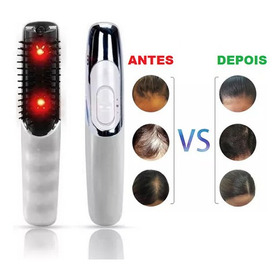 Escova Capilar Laser Infravermelho